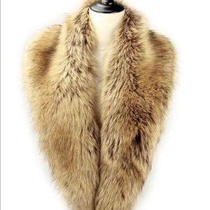 Other - Faux Fur Wrap